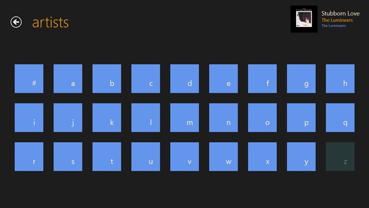media center remote for windows 8 screenshot 1