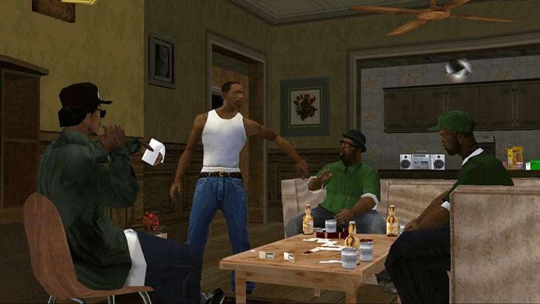 Grand Theft Auto: San Andreas screen shot 3