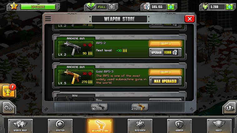 Pocket Avenger screen shot 3