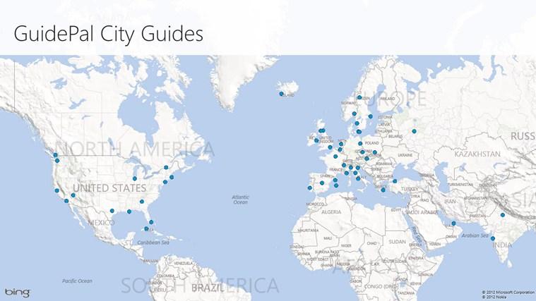 GuidePal-skärmbild 5