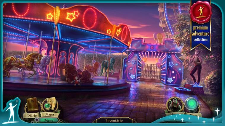 Dark Arcana: O Parque de Diversões captura de tela 1