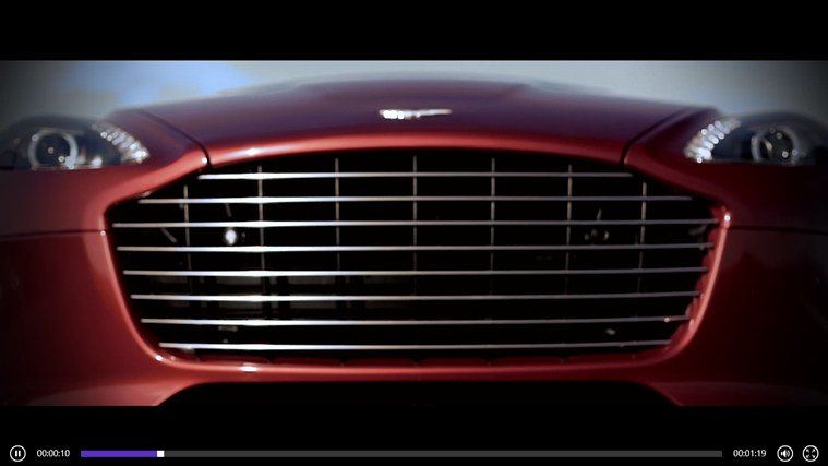 Aston Martin - 100 Years of Power, Beauty, Soul screen shot 3