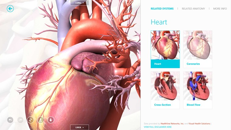 MSN Health & Fitness screen shot 7