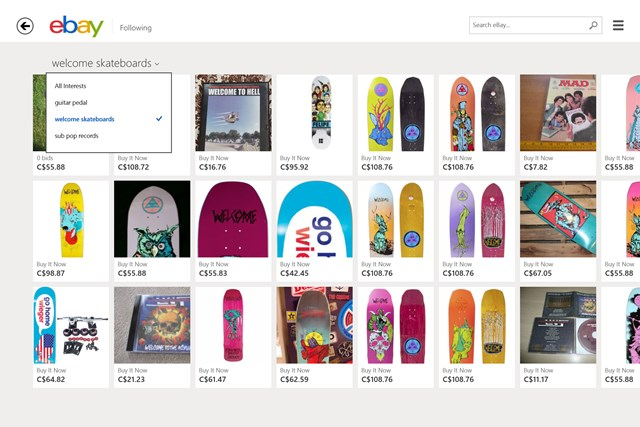 eBay screen shot 5
