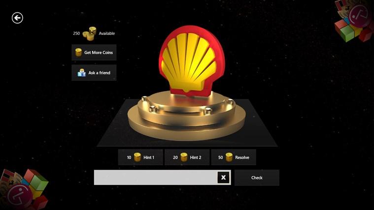 3D Logo Quiz screen shot 5