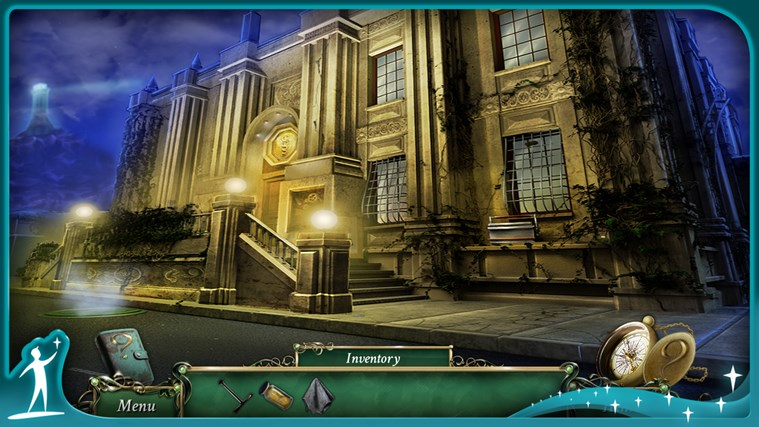 9 Clues: The Secret of Serpent Creek screen shot 1