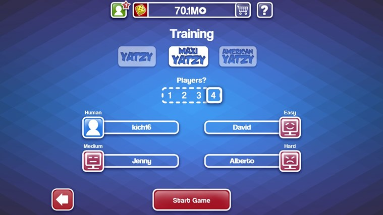 Yatzy Ultimate Free screen shot 5