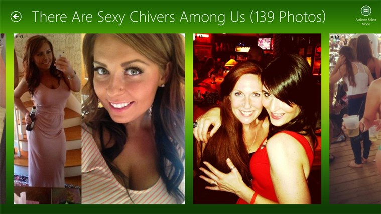 The Chive screen shot 3