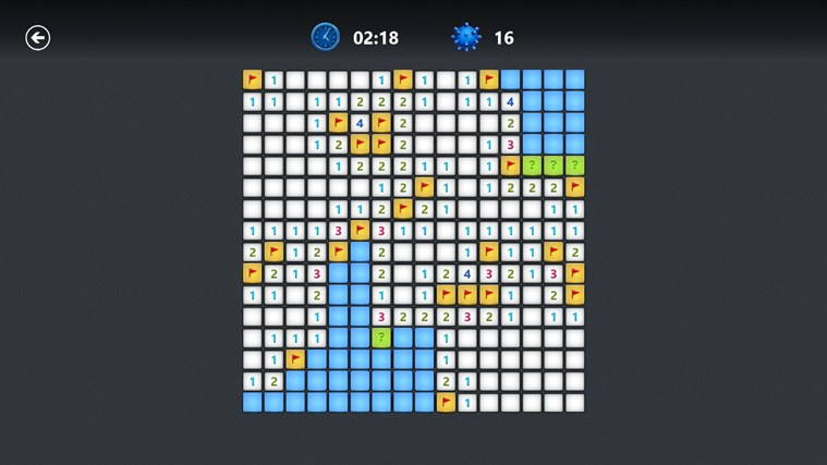 Microsoft Minesweeper captura de tela 7