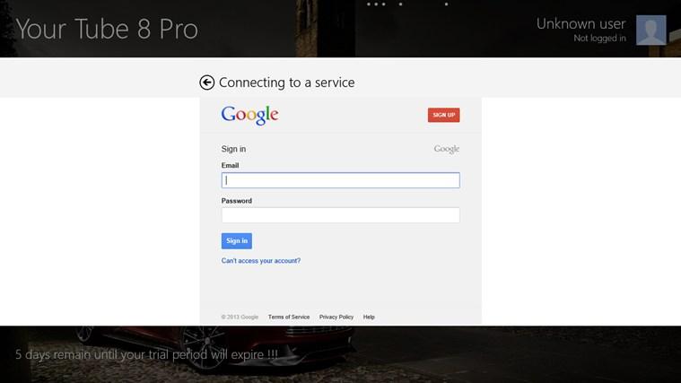 Your Tube 8 Pro petikan skrin 1