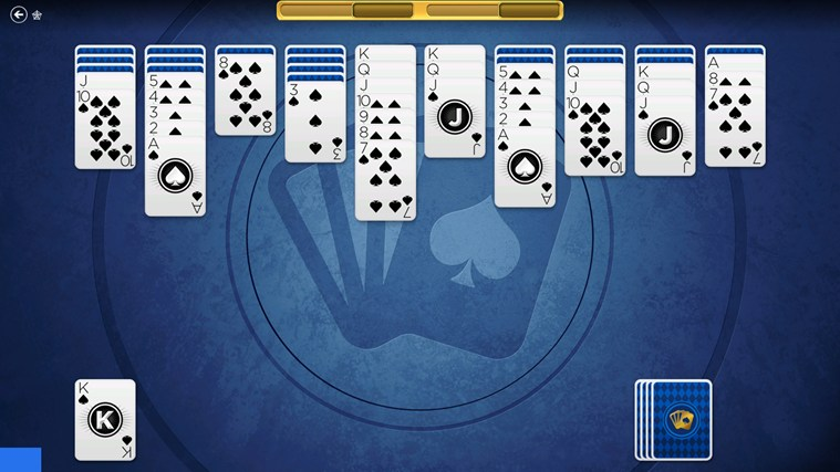 Try the Daily Challenges for a new take on solitaire, every day!
