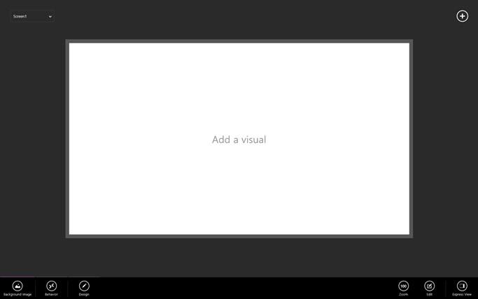 "Microsoft ""Project Siena"" screen shot 1"