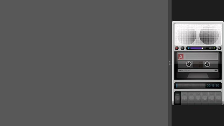 Tape Recorder Pro screen shot 3