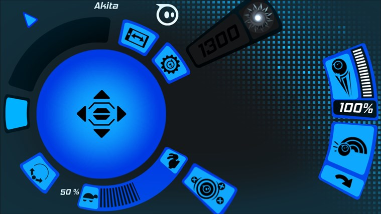 Sphero screen shot 1