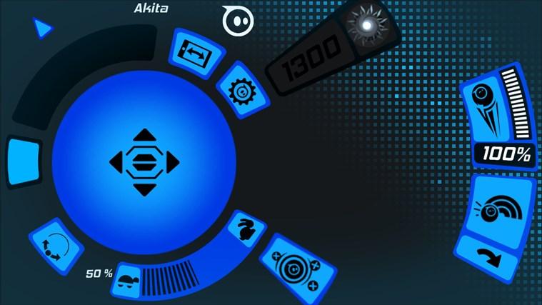 Sphero screen shot 1
