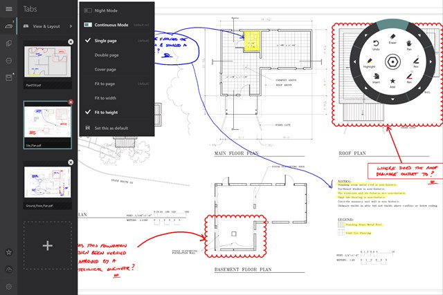 Drawboard PDF screen shot 1