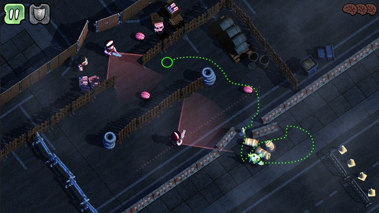 Plight of the Zombie screen shot 1