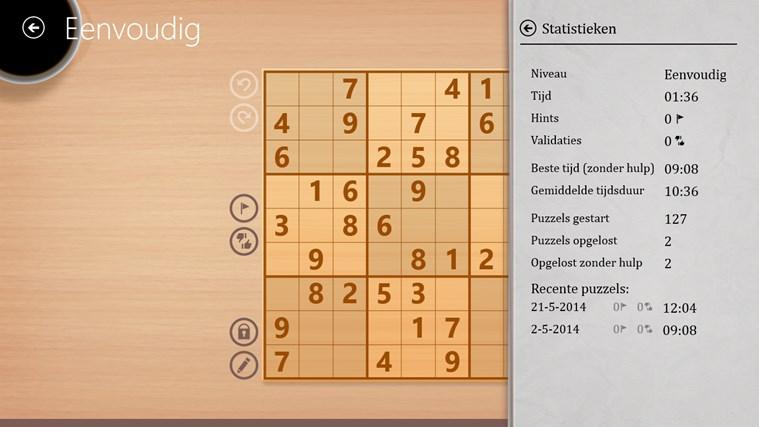 Sudoku Free schermafbeelding 5