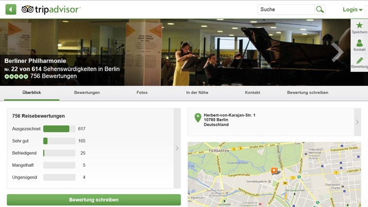 TripAdvisor Hotels Flights Restaurants Screenshot 5