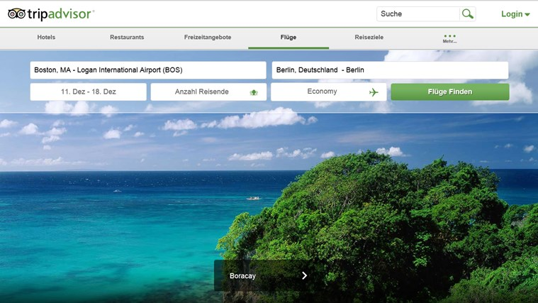 TripAdvisor Hotels Flights Restaurants Screenshot 7