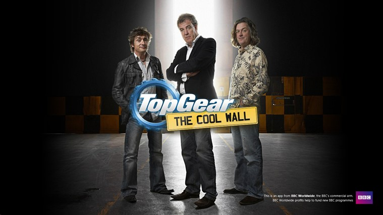 Top Gear Cool Wall screen shot 5