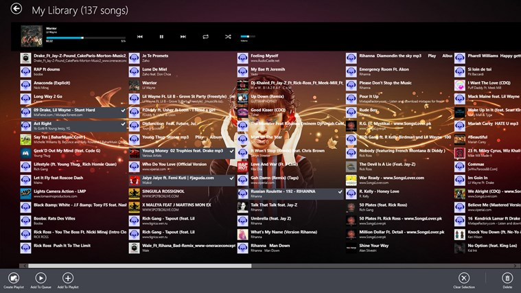 Mp3 Skull Music Download FREE screen shot 3