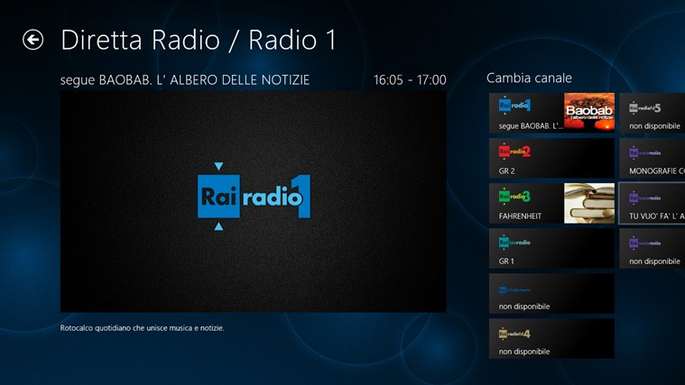 Rai.tv cattura di schermata 3