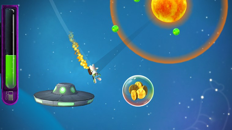 Rabbids Big Bang screen shot 3