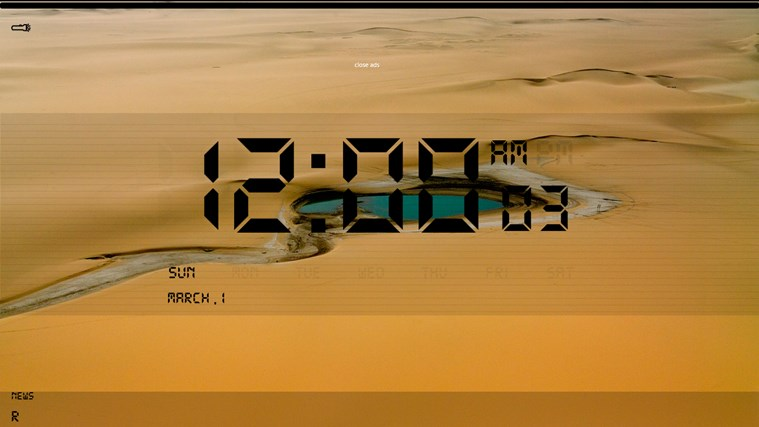 Digital Nightstand screen shot 7