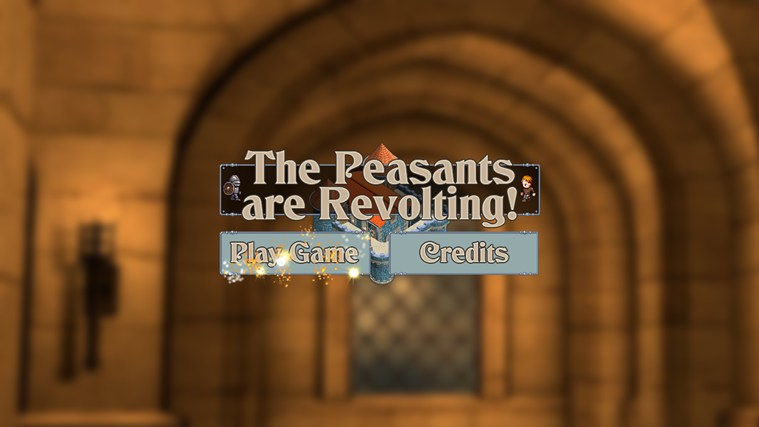 The Peasants are Revolting! screen shot 7