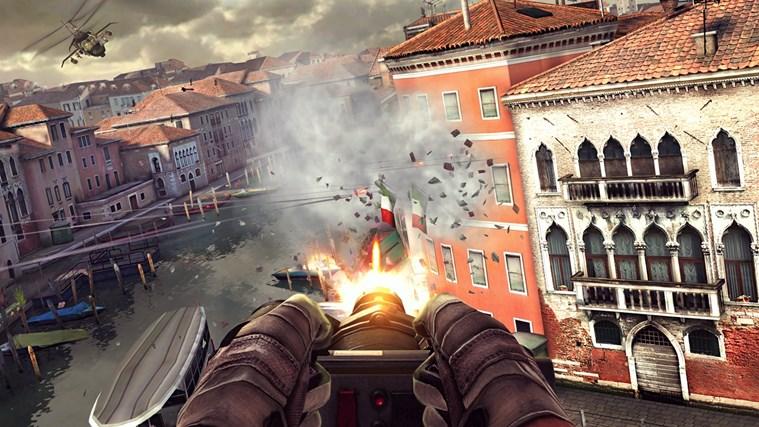 Modern Combat 5: Blackout screen shot 3