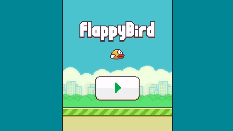 FlappyBirds Free screen shot 1