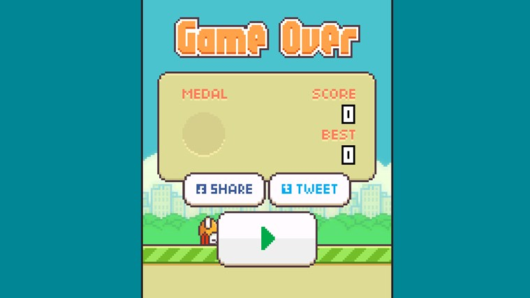 FlappyBirds Free screen shot 3