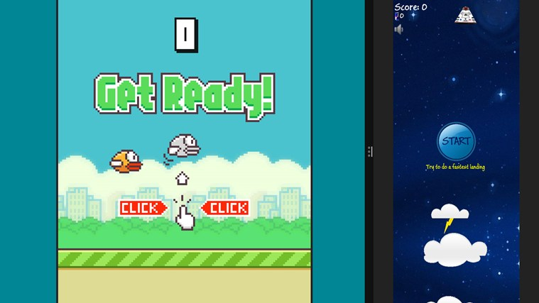 FlappyBirds Free screen shot 5