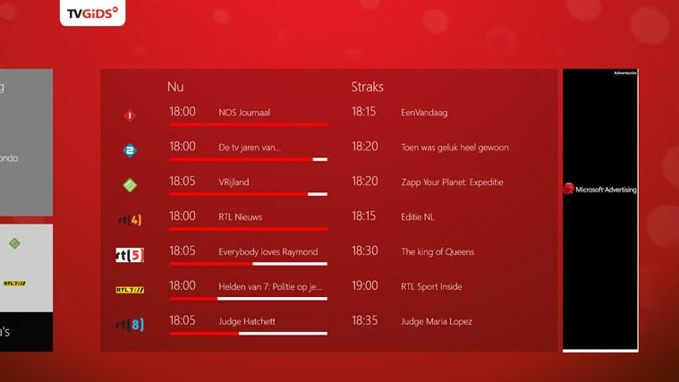 TVGids.nl schermafbeelding 1