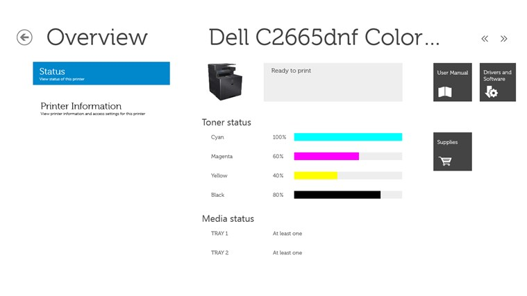 Dell Document Hub screen shot 3