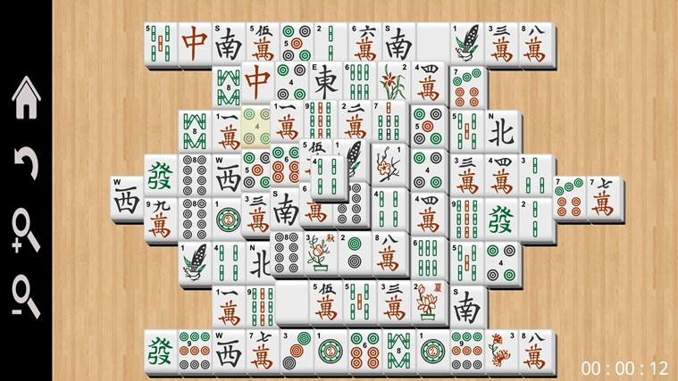 Mahjong ! screen shot 1