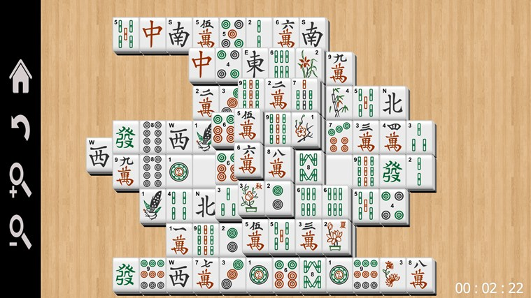 Mahjong ! screen shot 3