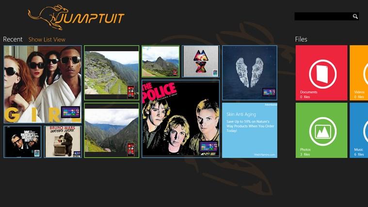 Jumptuit screen shot 1