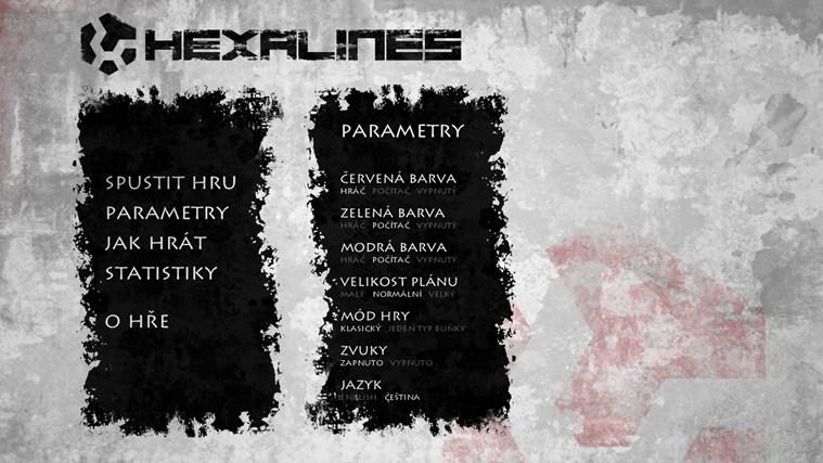 HexaLines snímek obrazovky 3