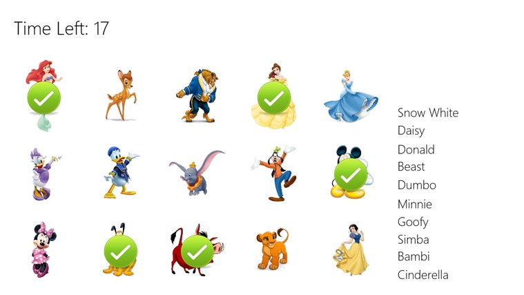 Character names classic disney characters disney characters by disney