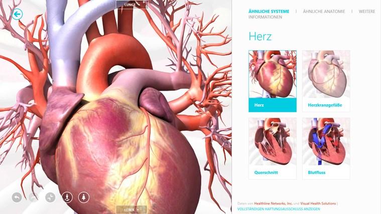 MSN Gesundheit & Fitness Screenshot 7
