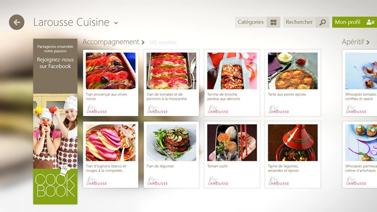SO COOKBOOK capture d'écran 5