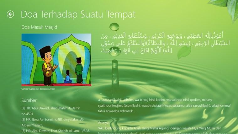 Doa Harian Anak Soleh screenshot 1