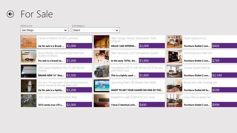 OLX Free Classifieds screen shot 1