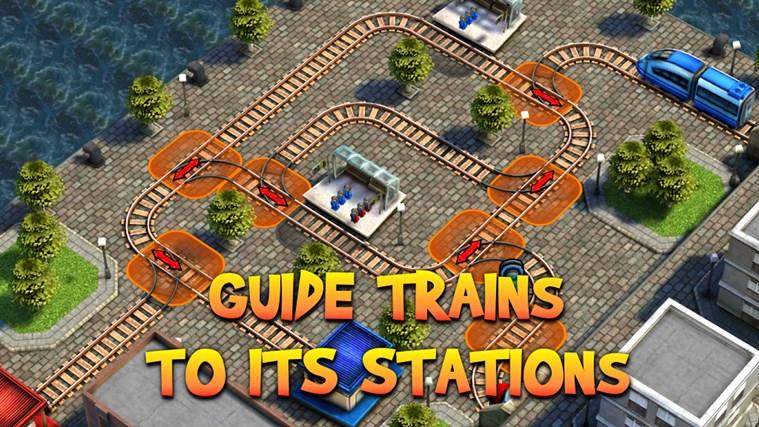 Train Crisis screen shot 5