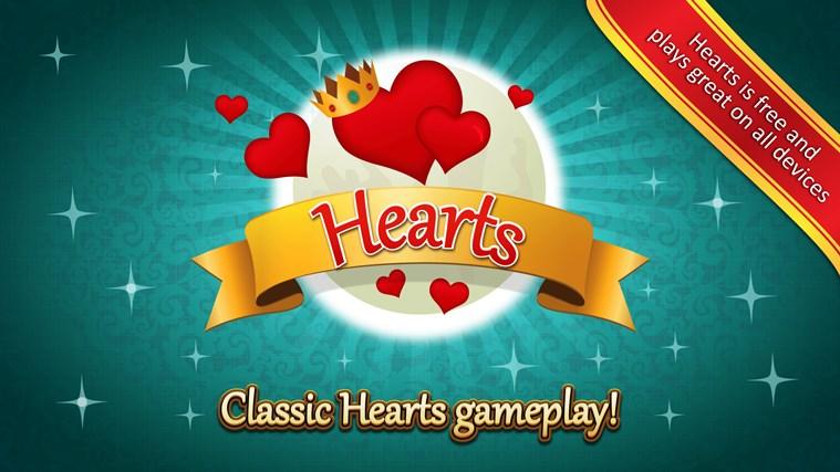 Hearts Deluxe screen shot 5