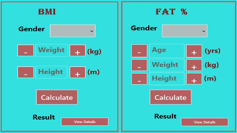 how to find out fat percentage
