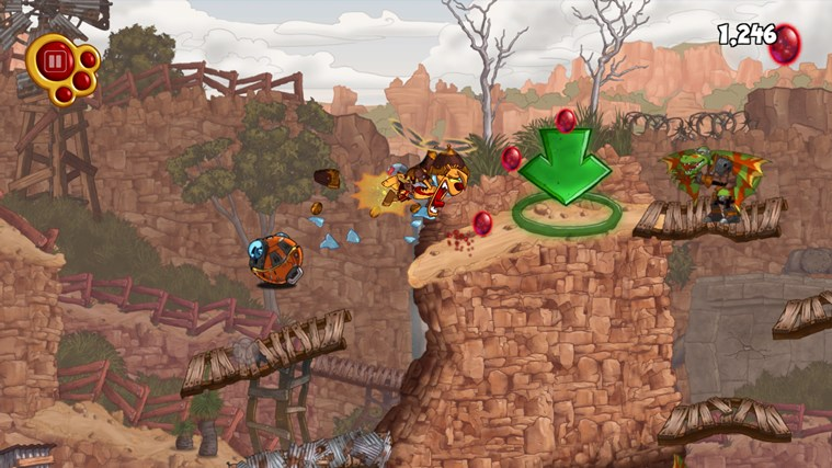 TY the Tasmanian Tiger™ screen shot 5