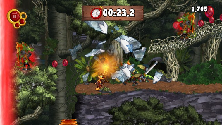 TY the Tasmanian Tiger™ screen shot 7